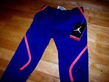 Michael Jordan Jump Man Therma-Fit Boy's Athletic Pants NWT Size 7 $40 Retail