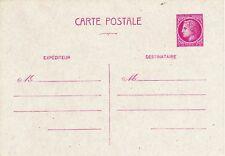 R17 entier postal Cérès de MAZELIN 1f50 N° Yvert 679 CP1 sur carte postal non éc