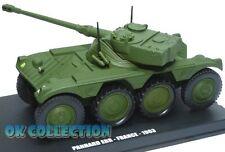 1:43 Military Model PANHARD EBR (France 1963) _ DeAgostini (35)