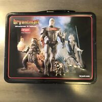 Bryantman 'Whatever it takes' Metal Lunch Box,Bryant Heating & Cooling