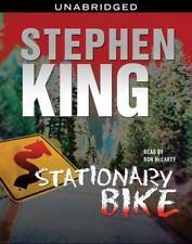 Stationary Bike King, Stephen Audio CD Used - Good