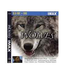 Wolves Filmed In Imax Blu-Ray + DVD New, Sealed Narrated by Robbie Robertson