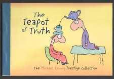 Australia 1998 Teapot/Cartoons/Animation Pr Bklt n27025