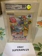 Super Smash Bros. (Nintendo 64, 1999) JAPAN RELEASE VGA 90+ ARCHIVAL CASE