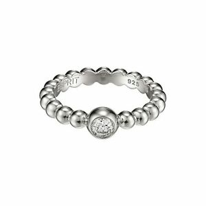 Esprit Ring ESRG91557A170 Damen 925er Sterling Silber Zirkonia NEU & OVP