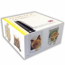 Cats Padblock Sticky Note Pad Memo Block 350 Sheets Cat Flap Design UK Made