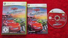 Cars Race O Rama, Disney Pixar, XBox 360 Spiel, deutsche Version
