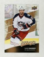 2017-18 Upper Deck MVP Base #62 Sam Gagner - Columbus Blue Jackets