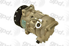 Global Parts Distributors 6512736 New Compressor And Clutch