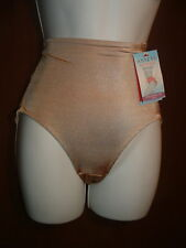 NEW ASSETS BY SPANX 1954 CORE CONTROLLERS VERY BARE SUPER SLIMMING BRIEF PANTY L