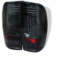 Spyder Auto ALT-YD-FF15097-LED-SM LED Tail Lights-Smoke fit Ford F-Series