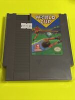 🔥100% WORKING NINTENDO NES Game Cartridge SUPER FUN 4-PLAYER🔥WORLD CUP SOCCER