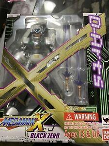 Bandai Tamashii Nations - D-Arts - Black Zero Megaman X Figure - Authentic