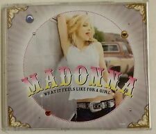 Madonna What It Feels Like For A Girl Cd-Single Alemania promocional  PR02461