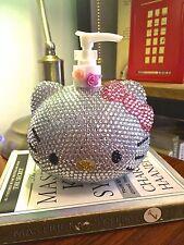 Bling Hello Kitty Crystal Diamond Lotion Pump Bottle! Best Gift Idea!