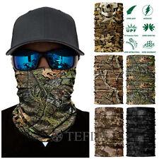 UV Hunting Buff Face Shield Sun Mask Balaclava Fishing Scarf Headwear