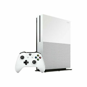 Microsoft Xbox One S 500GB White Console WITH GAMES