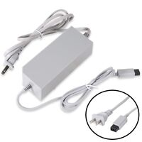 New AC Wall Adapter Power Supply Charger Charge For Nintendo Wii Console