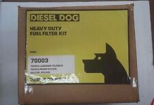 Diesel Dog - Heavy duty fuel filter kit - TOYOTA (CHECK DESCRIPTION) #70003