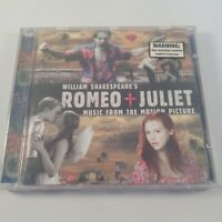 Romeo and Juliet Movie Soundtrack CD