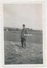 Foto Soldat  mit Orden  2.WK  (n460)