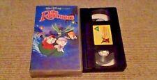The Rescuers WALT DISNEY CLASSIC UK PAL VHS VIDEO 1997 Bob Newhart Margery Sharp