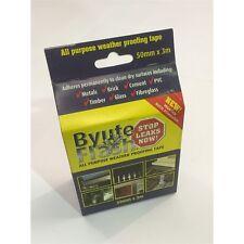 3M (x50mm) Roof Flashing Weatherproof Aluminium Strong Adhesive Tape. Stop Leak