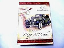 King of the Road Automobiles Vintage Cars 20 Note Cards Envelopes Victorian