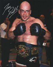 Bas Rutten Signed UFC Photo | Autograph MMA 8x10