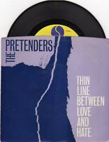 The Pretenders-Thin Line Between Love and Hate (VG+)