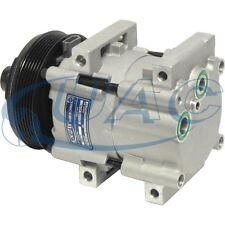 Universal Air Conditioner (UAC) CO 101410C A/C Compressor New w/ 1 Year Warranty