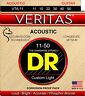 DR Strings Veritas VTA-11 Phosphor Bronze Acoustic Guitar Strings 11-50