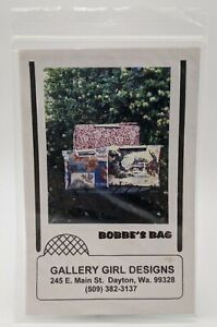 Gallery Girl Designs Bobbe's Bag Sewing Pattern