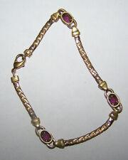 Bijoux - Bracelet 5 - Plaqué Or