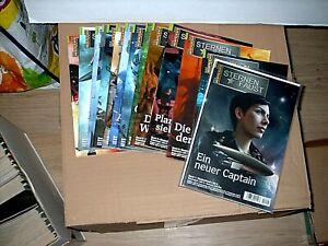 STERNENFAUST Nr.  1 - 199 + Bücher 1 - 12 kpl.  (Bastei/Zaubermond 2005 - 2012)
