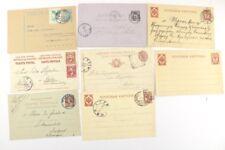 Konvolut Ansichts Postkarten Russland Frankreich Italien um 1900 International