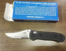 Benchmade Knife PARDUE AXIS FEB2000 G-10 154 CM Steel Rare Da Collezione
