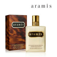 Aramis Advanced Moisturizing After Shave Balm(Lotion) 120ml / Glass Containers