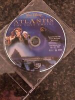 Atlantis: The Lost Empire (DVD, 2002)