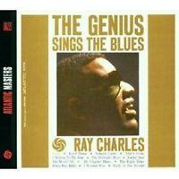 RAY CHARLES - THE GENIUS SINGS THE BLUES CD JAZZ NEU