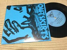 "OUTSKIRTS - TOO BAD 7"" SINGLE UK GLASS 86 - INDIE POP"