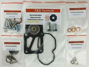 0438140033 Warm up Regulator Repair Kit Gasket Set Porsche 911 2.7 S 3.0 Carrera