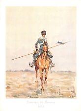 4867) CODROIPO (UDINE), CAVALLERIA, LANCIERI DI NOVARA. UNIFORME DEL 1870