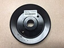 """Bad Boy 033-6004-00 Spindle Pulley 6-1/4"""" OEM Part ZT, Pup, Outlaw 60"""" Decks"""