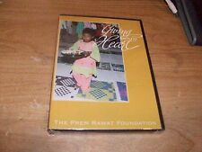 Giving From The Heart: The Prem Rawat Foundation DVD NEW