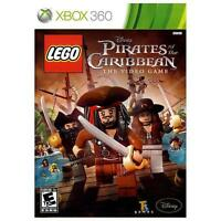 LEGO Pirates of the Caribbean:The Video Game (Xbox 360, 2011) - Complete