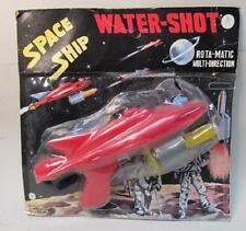 1960's ray gun SPACE SHIP WATER-SHIP Rota-Matic Multi-Directional HONG KONG MOC