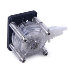 Large Flow Dosing Pump Peristaltic Head For Vacuum Aquarium Lab Analytical 12V