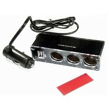 4in1 Car Lighter Socket Adapter w USB Charge for iphone ipod