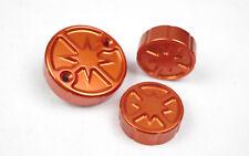 DUCATI/KTM KBIKE bremsbehälter COPERCHIO Contenitore Coperchio Set Arancione Nuovo